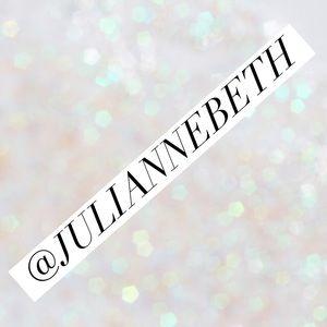 For @juliannebeth